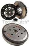 DUAL MASS FLYWHEEL DMF & COMPLETE CLUTCH KIT PEUGEOT 807 2.0 HDI